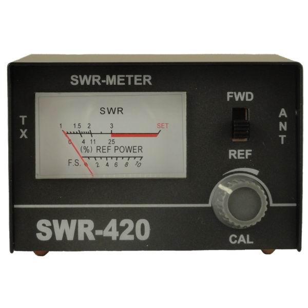 Измеритель КСВ и мощности SWR-420