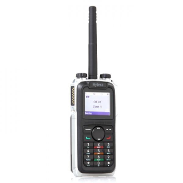 Портативная цифровая радиостанция скрытого ношения Hytera X1P