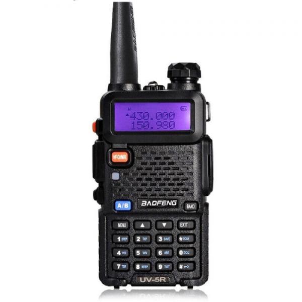 Портативная двухдиапазонная радиостанция Baofeng UV-5R