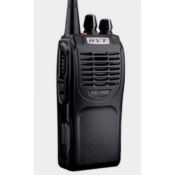 Портативная радиостанция Hytera TC-700 VHF
