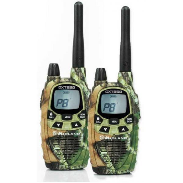 Портативная радиостанция Midland GXT 850