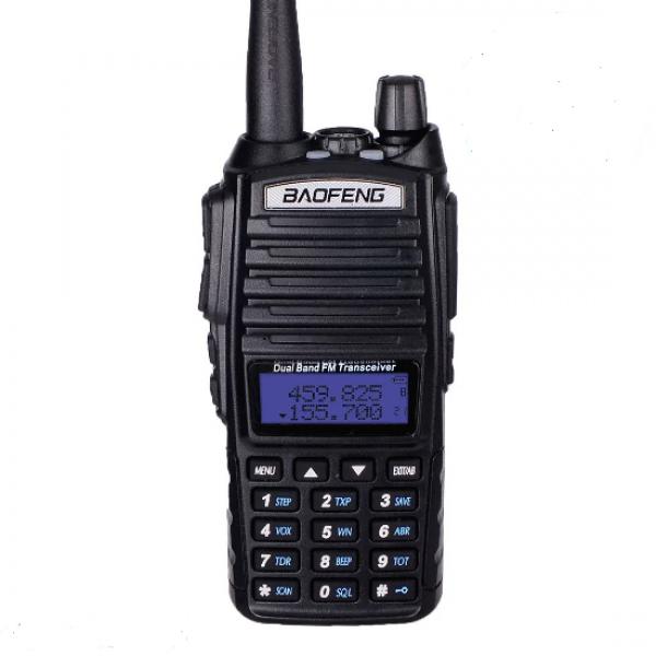 Портативная двухдиапазонная радиостанция Baofeng UV-82