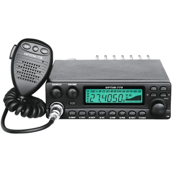 Автомобильная радиостанция Optim 778