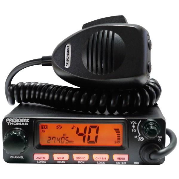 Автомобильная радиостанция President Thomas ASC