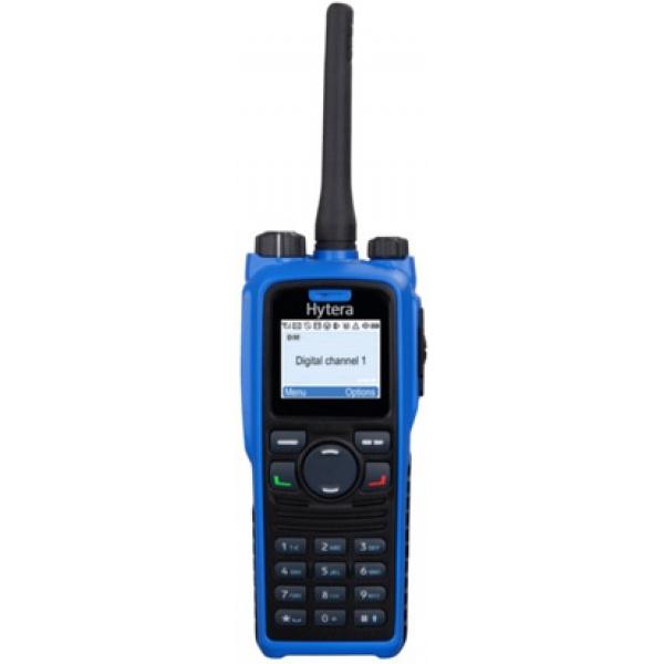 Взрывозащищенная цифровая радиостанция Hytera PD795Ex