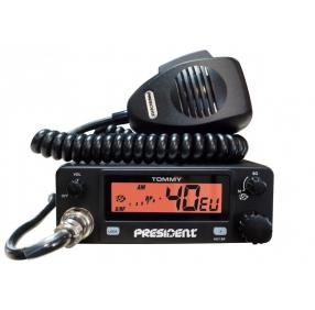 Автомобильная радиостанция President Tommy ASC