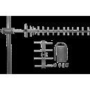 Направленная всепогодная антенна 3G сигнала ANT 2.0-15LY