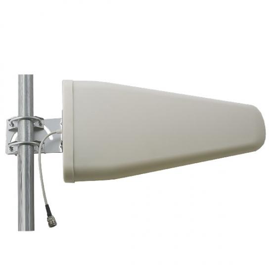 Направленная всепогодная антенна GSM-900/1800/3G/Wi-Fi сигнала VEGATEL ANT-700/2700-11Y