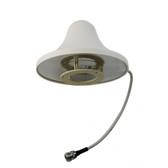 Потолочная антенна GSM-900/1800/3G/Wi-Fi сигнала ANT-900/2700-FDI