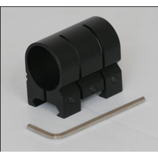 Крепление на оружие на планку Вивера, Пикатинни WM20