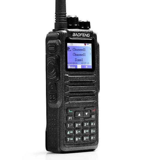 Портативная аналогово-цифровая радиостанция Baofeng DM-1701 Tier-2