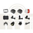 Крепления для камеры SjCam 4000 (комплект)