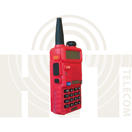 Рация Baofeng UV-5R Red