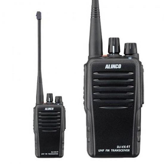 Портативная радиостанция Alinco DJ-VX41