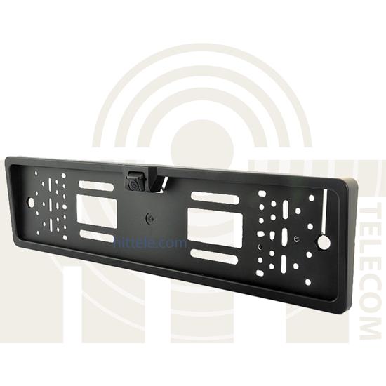 Камера в рамке номерного знака car plate camera (877)