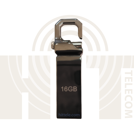 USB Flash drive (16Gb) USB 2.0 steel