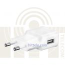 Адаптер зарядного устройства 1 порт USB 5V 2A