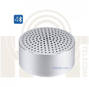 Портативная акустика Xiaomi Metal Bluetooth Speaker Silver