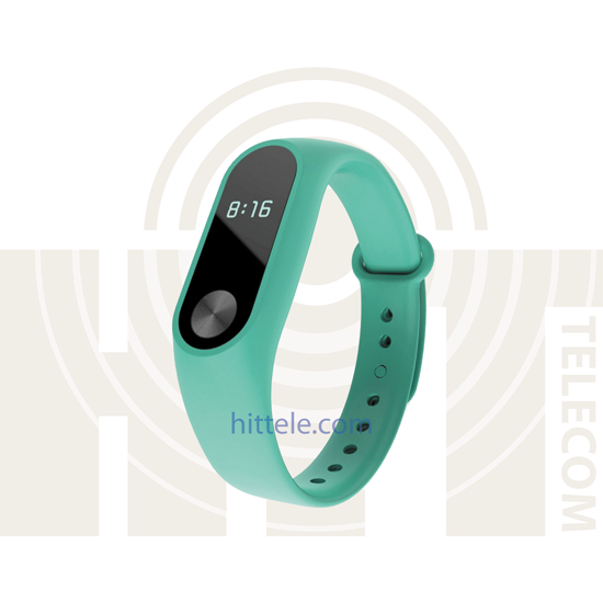 Ремешок для Xiaomi Mi Band 2 Dark Green