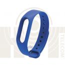 Ремешок для Xiaomi Mi Band 2 Dark Blue