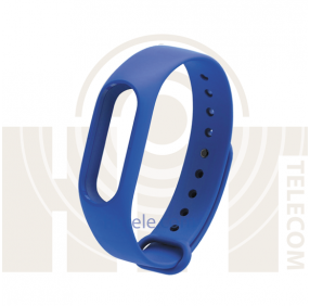 Ремешок для Xiaomi Mi Band 2 Dark Blue