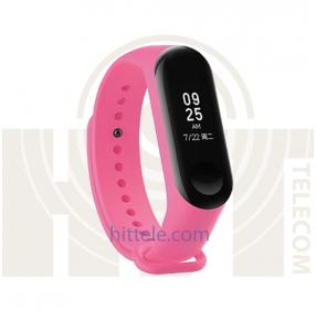 Ремешок для Xiaomi Mi Band 3 Pink