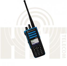 Взрывобезопасная цифровая рация Motorola DP4801Ex MA ATEX VHF