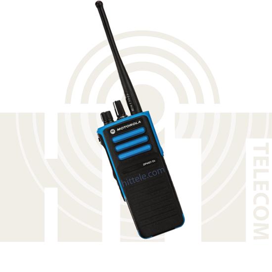 Взрывобезопасная цифровая рация Motorola DP4401Ex MA ATEX VHF