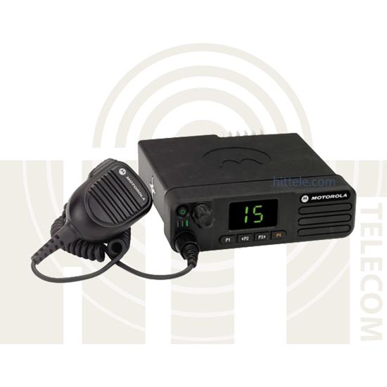 Автомобильная радиостанция Motorola DM4401E MDM28QNC9RA2AN UHF