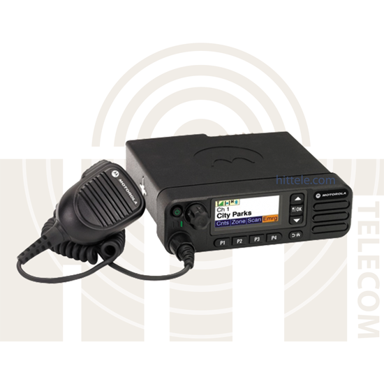 Автомобильная радиостанция Motorola DM4600E MDM28TRN9VA2ANB UHF2
