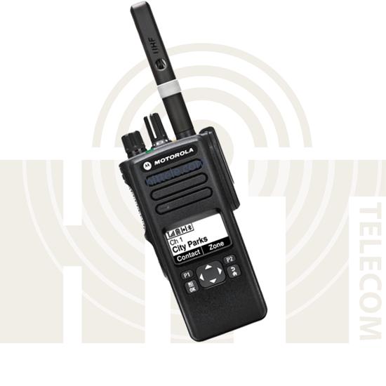 Цифровая радиостанция Motorola DP4600E UHF