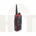 Портативная двухдиапазонная радиостанция Baofeng BF-UVB2 PLUS Red