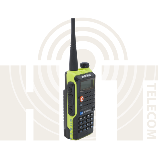 Портативная двухдиапазонная радиостанция Baofeng BF-UVB2 PLUS Green