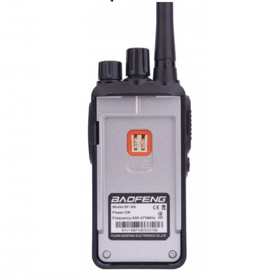 Портативная радиостанция Baofeng BF-N9 (V5)