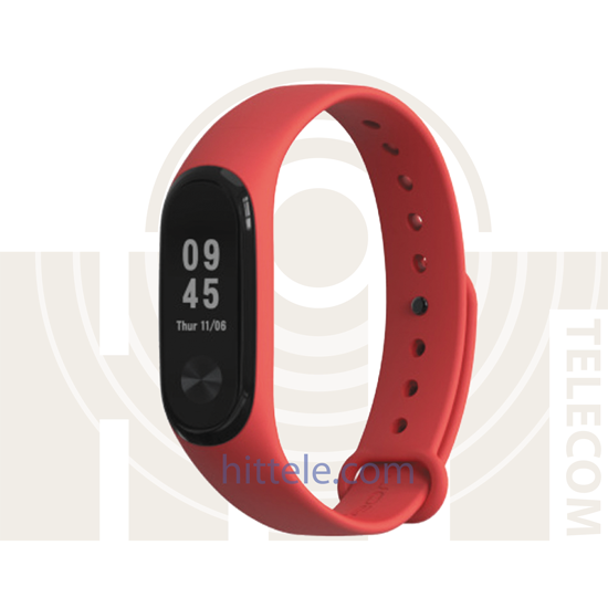 Ремешок для Xiaomi Mi Band 3 Red