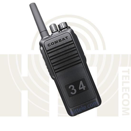 Портативная радиостанция КОМБАТ T-34 Старт 2