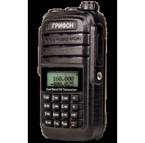 Портативная двухдиапазонная радиостанция Грифон G-6