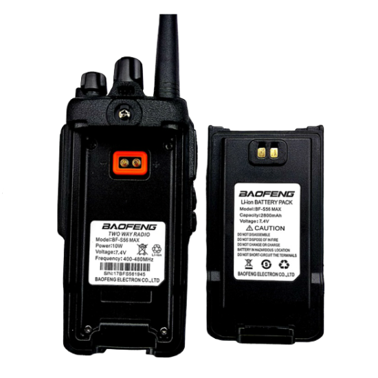 Портативная радиостанция Baofeng S56 MAX