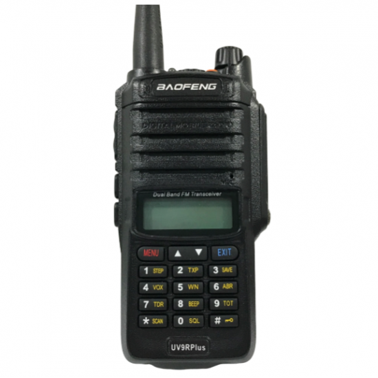 Портативная двухдиапазонная радиостанция Baofeng UV-9R Plus