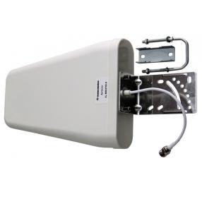 Направленная всепогодная антенна GSM-900/1800/3G/Wi-Fi сигнала AL-800/2700-8