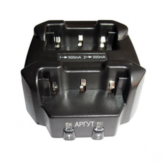 """Зарядное устройство АРГУТ типа """"стакан"""" для А-41/53/54 Li-Iоn"""