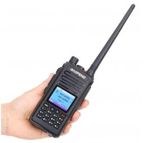 Портативная аналогово-цифровая радиостанция Baofeng DM-1702 Tier-2 GPS