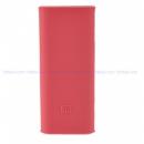 Чехол силиконовый для Xiaomi Power Bank 16000 mAh Pink