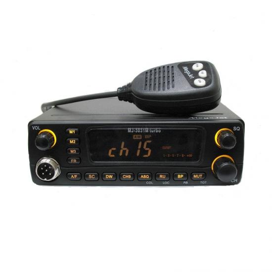 Автомобильная радиостанция MegaJet MJ-3031M Turbo