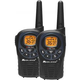 Портативная радиостанция Midland LXT 325