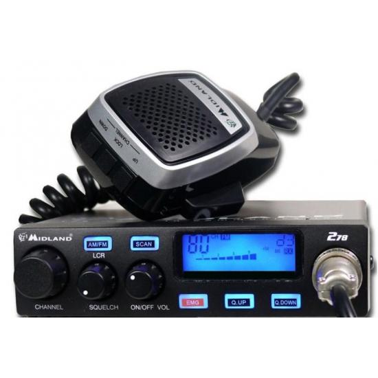 Автомобильная радиостанция Midland 278