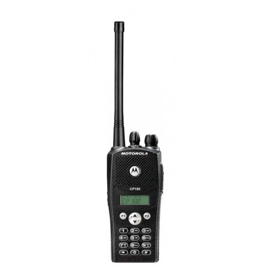 Портативная радиостанция Motorola CP180 VHF