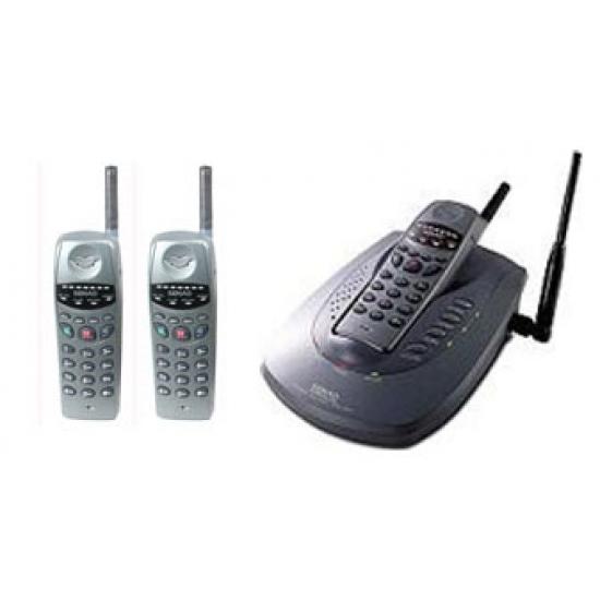 Радиотелефон Senao SN-258 PLUS с тремя трубками