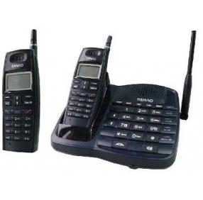 Радиотелефон Senao SN-358 PLUS с двумя трубками