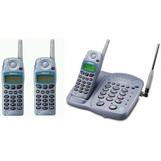 Радиотелефон Senao SN-358R ULTRA с тремя трубками